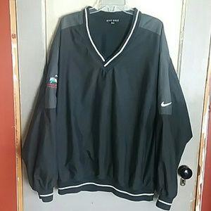 Nike Michael Jordan Golf Pullover  Wind Jacket